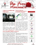 Up Front Forensics Q1 Newsletter