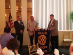 MGM Clarence Rotary Induction - web